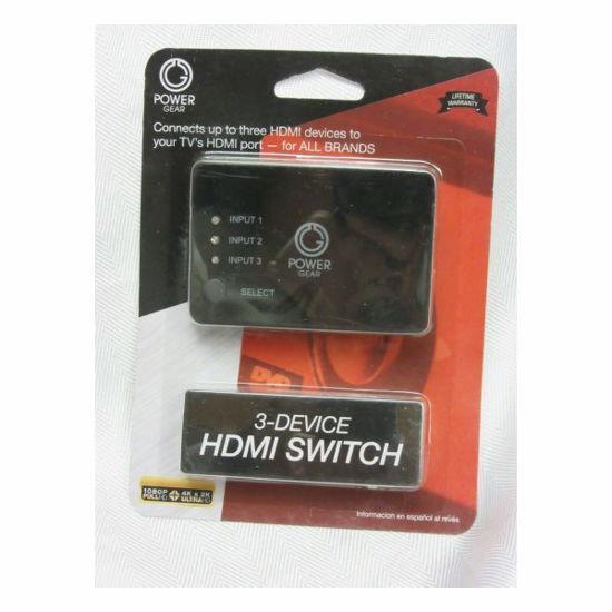 Power Gear 3 Port Hdmi Switch