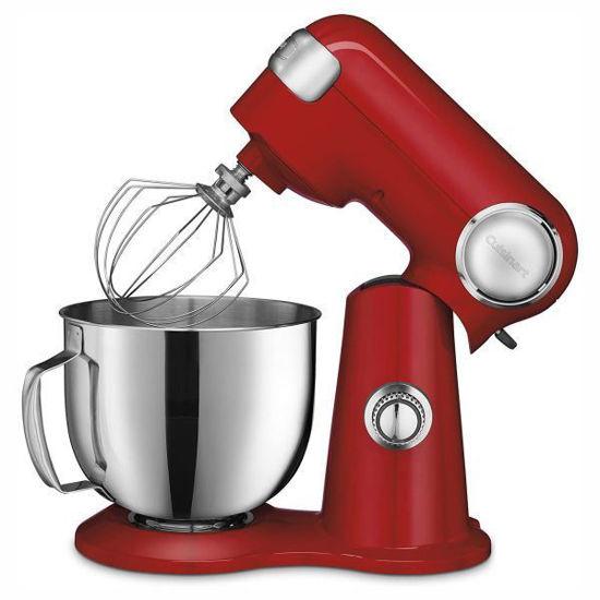 Cuisinart Sm-50 5.5Qt 500W Stand Mixer -Red
