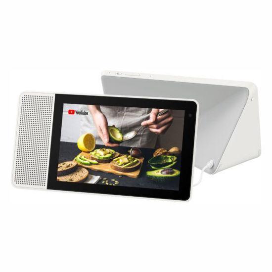 "Lenovo 8"" Smart Display W/ Google Assist. - White"