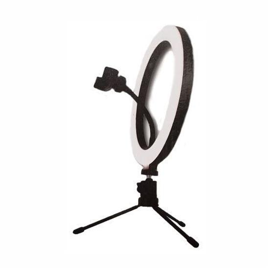 "Wireless Gear G0607 8"" Selfie Led Ring Light W/Stand"