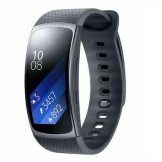 Samsung Gear Fit2 Sm-R360 Gps Fitness Watch (Rb)