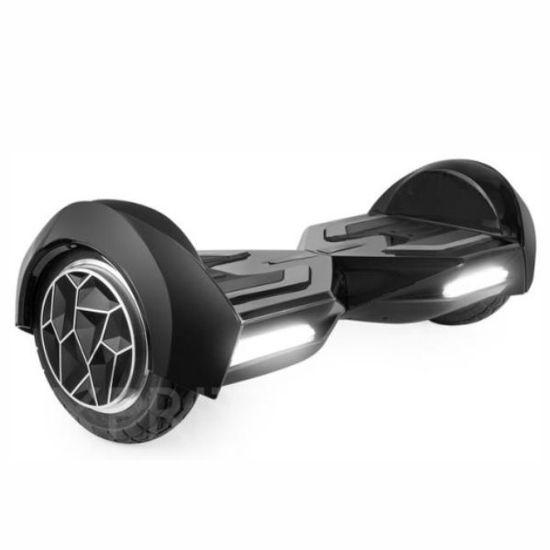 Xprit T8 Hoverboard W/ Bluetooth Speaker - Black