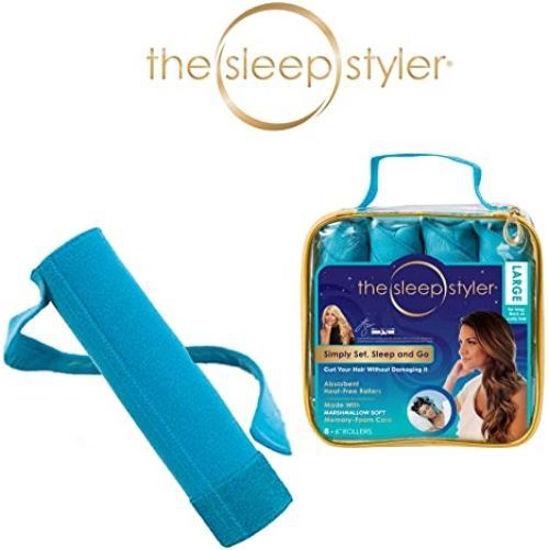 As Seen On Tv Sleep Styler Mini Curlers