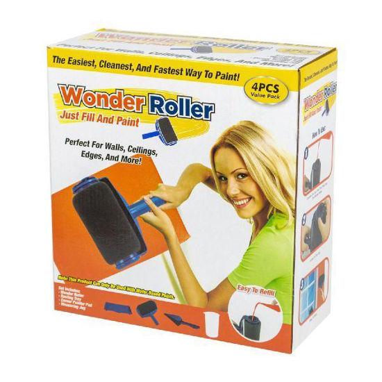 Wonder Roller 4Pc Set