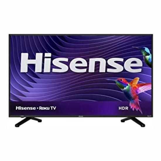 """Hisense 65R6209 65"""" 4K Uhd Hdr Smart Roku Led Tv"""