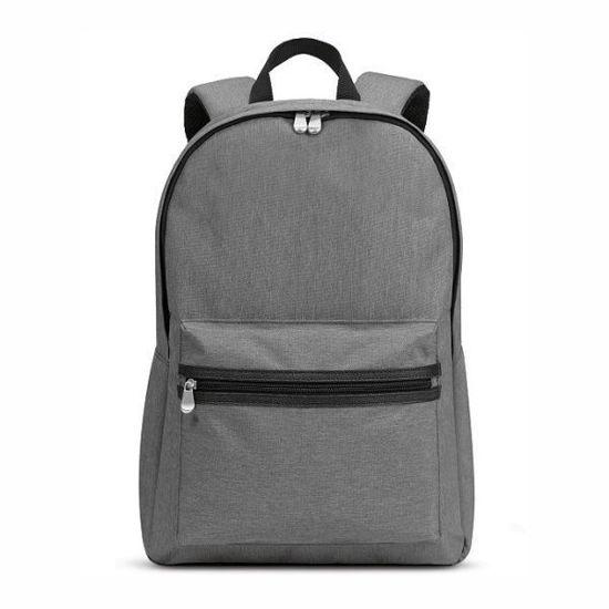 "Solo Blankslate 15.6"" Laptop Backpack - Grey"