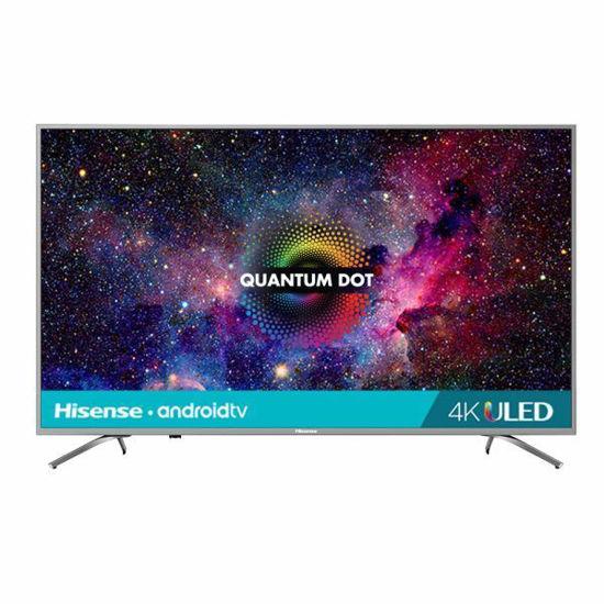 "Hisense Quantum Dot 55H8g 55"" 4K Uled Hdr Android Smart Tv"