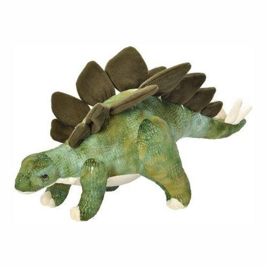 Wild Republic Baby Stegosaurus Plush