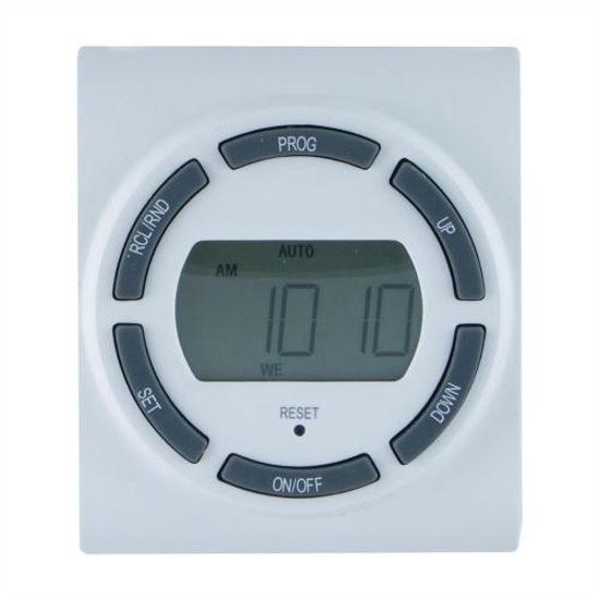 Ge Indoor Plug-In Digital Timer