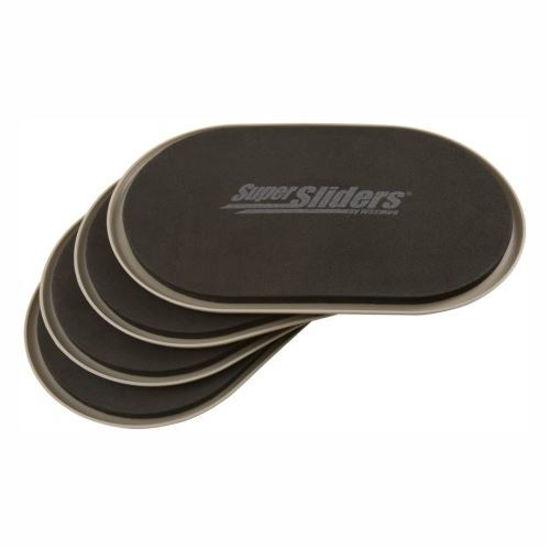 "Waxman Super Slider Furniture Movers - 9""X5"" 4Pack"