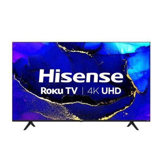 "Hisense 55R61g 55"" 4K Uhd Dolby Vision Smart Roku Led Tv"