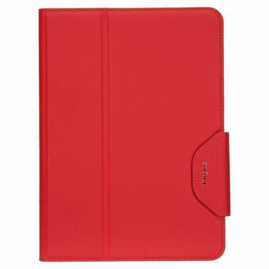 "Targus Versavu Rotaing Case For Ipad Pro 11"" -Red"