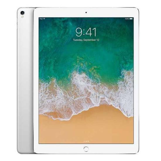 """Apple Ipad Pro 12.9"""" (2Nd Gen) 512Gb Wifi Tablet (Silver)"""