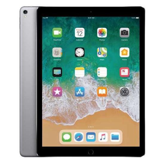 """Apple Ipad Pro 12.9"""" (2Nd Gen) 256Gb Wifi Tablet (Grey)"""