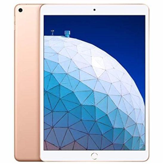 "Apple Ipad Air (2019) 10.5"" 64Gb Wifi Tablet (Gold)"