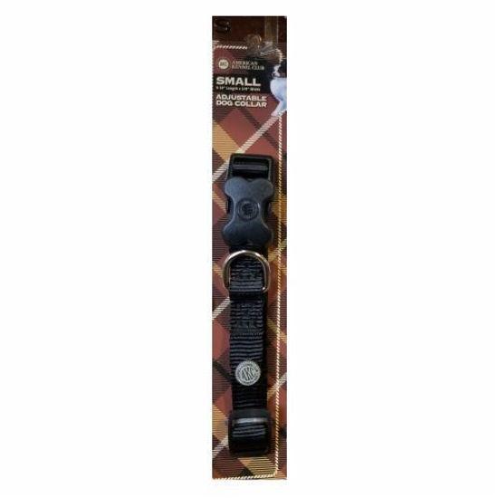 Small Dog Collar Black - 14Inch