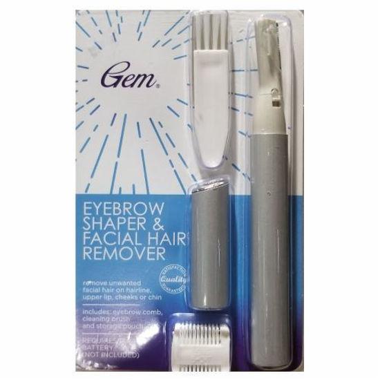 Eyebrow Shaper & Facial Hair Remover