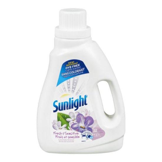 Sunlight 32 Load Laundry Detergent Lavender Breeze 1.47L