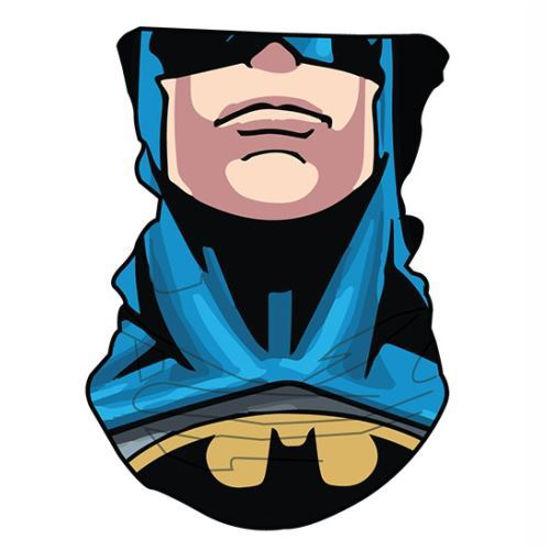 Batman Gaiter Face Covering (Non-Medical)