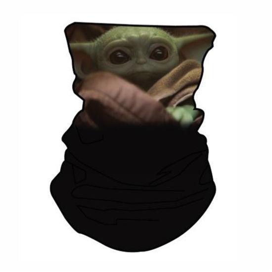 Baby Yoda Gaiter Face Covering (Non-Medical)