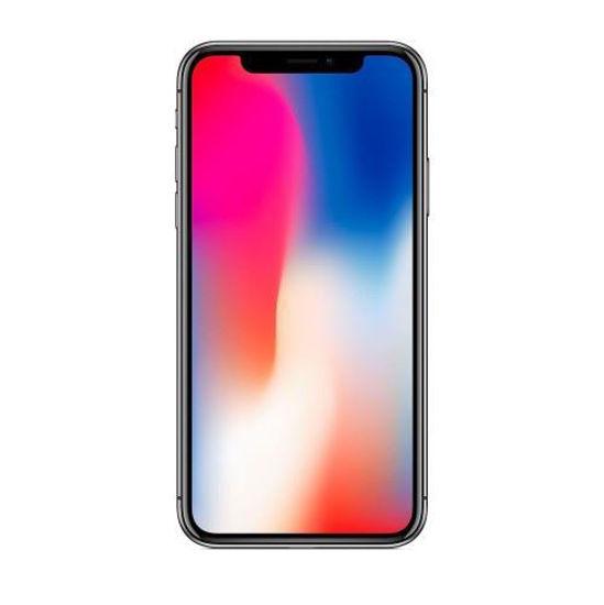 "Apple Iphone X 256Gb ""B"" Unlocked Smartphone -Space Grey"