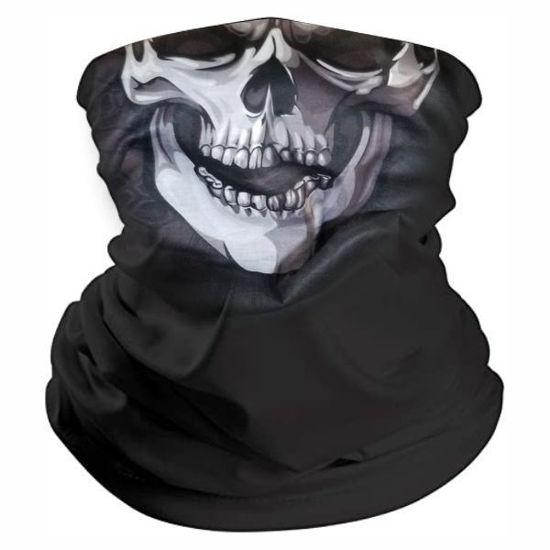 Gaiter Bandana-Skeleton