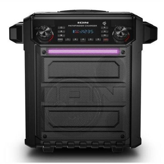 Ion Pathfinder Charger Waterproof R.Chargbl Bt Speaker