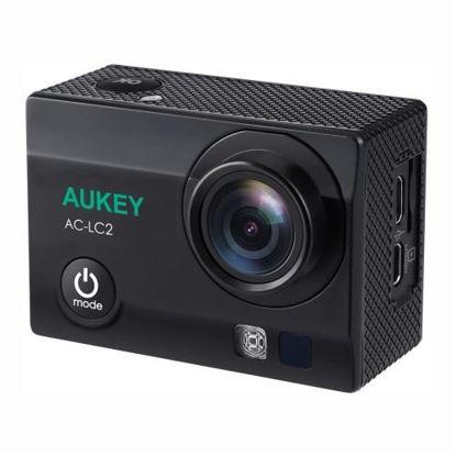 Aukey 4K Sports Action Cam W/Wifi