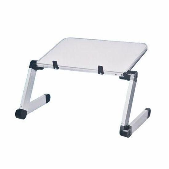 Bytech Aluminum Folding Desk Tray For Tablet/Laptop