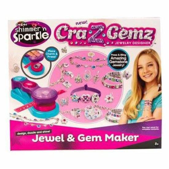 Cra-Z-Art Crazgems Jewelry And Gem Maker