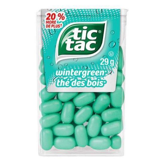 Tic Tac Wintergreen - 29G