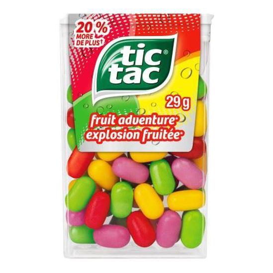 Tic Tac Fruit Adventure - 29G
