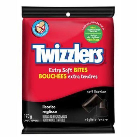 Twizzlers Soft Bites Licorice - 170G