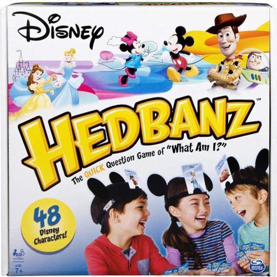 Disney Headbanz Kids Game