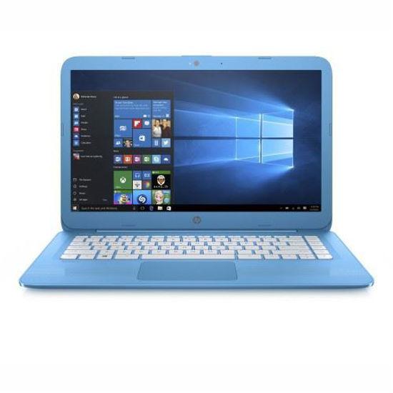 "Hp Laptop Cel. N3060 1.6+ Dc 4Gb/32Gb/11.6"" -Blu"