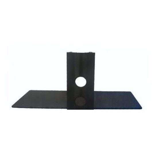 Legend Tempered Glass Shelf Wall Bracket/Cable Management
