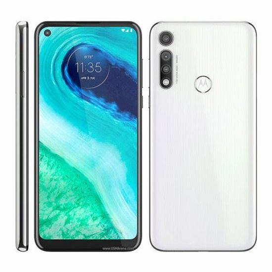 "Motorola G Fast 6.4"" 32Gb Unlocked Android Smartphone, White"