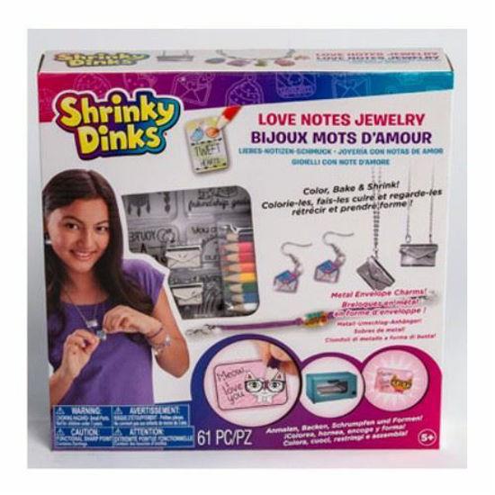 Shrinky Dinks Diy Jewelery Activity Kit - 61Pc
