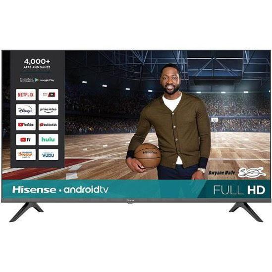 """Hisense 43H6570g 43"""" 4K Uhd Hdr Android Led Tv"""