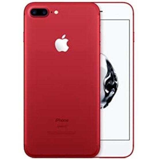 Apple Iphone 7+ 32Gb Unlocked Smartphone-Red