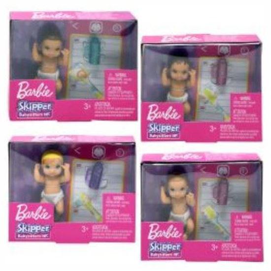 Barbie Skipper Babysitter Doll - Asst