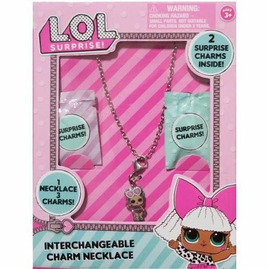 Lol! Surprise Necklace Set - 2 Surprise Charms