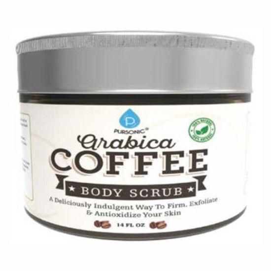 Exfoliating Arabica Coffee Body Scrub - 396G