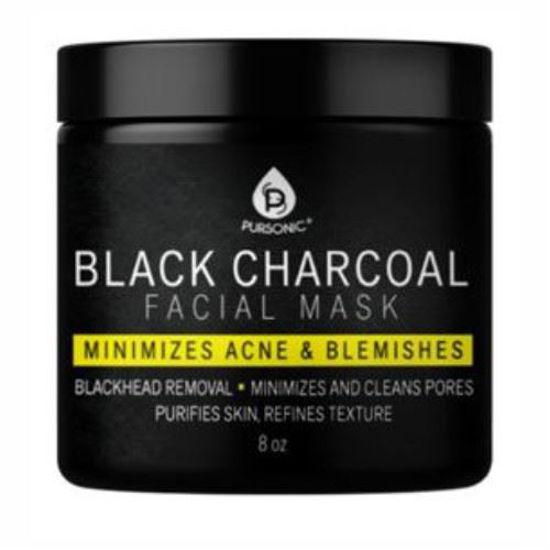 Black Charcoal Face Mask - 226G