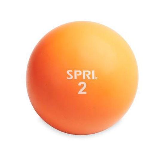 Spri Soft Toning Ball - 2Lb