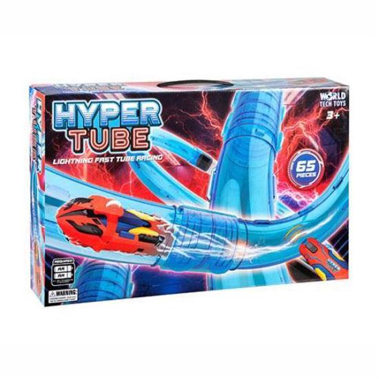 Hyper Tube 65Pc Rc Racing Set