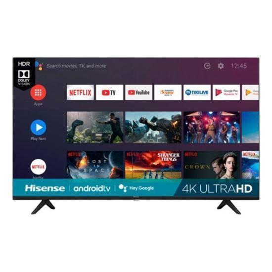 "Hisense 55H6570 55"" 4K Uhd Hdr Android Smart Tv"