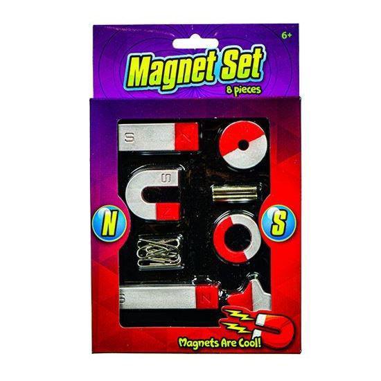 Magnet Set - 9 Pieces
