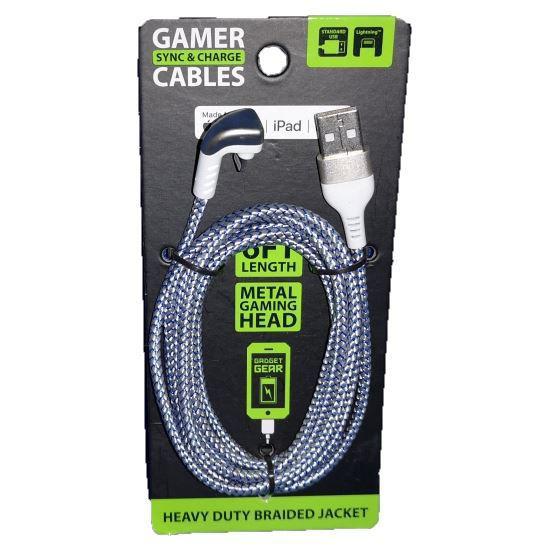 Gamer Lightning Cable - 6Ft