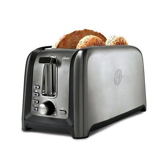 Oster Stainless Steel Artisan Toaster